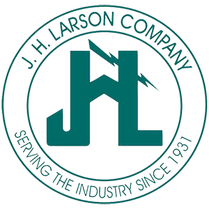 JH Larson logo
